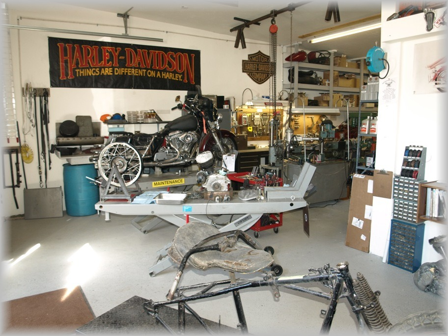 The HoltHammer Cycles Motorcycle Service Area Minturn, Vail, Avon, Edwards, Eagle, Colorado.